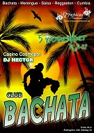 club bachata 5 november