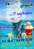 Club Bachata 17 september